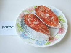 «Семга под Голландским соусом» - приготовления блюда - шаг 3