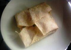 «Ёка - абхазское блюдо из лаваша» - приготовления блюда - шаг 11
