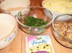 «Аранчини» - приготовления блюда - шаг 1
