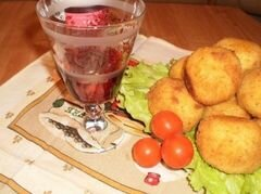 «Аранчини» - приготовления блюда - шаг 3