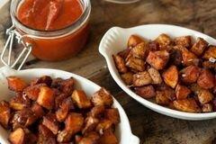 «Кетчуп» - приготовления блюда - шаг 9