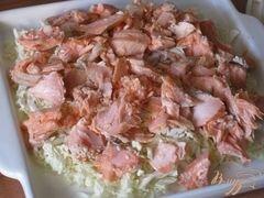 «Нежный салат «Заморский»» - приготовления блюда - шаг 3