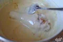 «Куриные ножки в кляре» - приготовления блюда - шаг 7