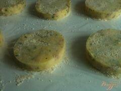 «Картофельные биточки с куриным мясом» - приготовления блюда - шаг 4