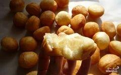 «Баурсаки казахские» - приготовления блюда - шаг 7
