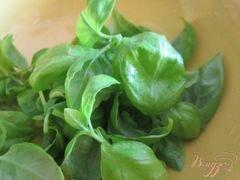 «Картофельное пюре с базиликом» - приготовления блюда - шаг 3