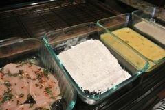 «Куриные грудки с базиликом» - приготовления блюда - шаг 5