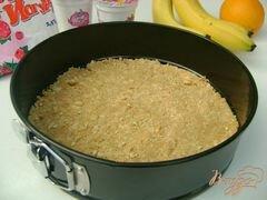 «Йогуртовый торт с бананами и шоколадными шариками «Празничный»» - приготовления блюда - шаг 1