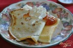 «Завтрак с блинами» - приготовления блюда - шаг 3