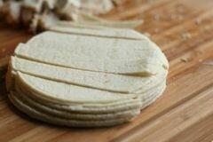 «Мексиканская лазанья» - приготовления блюда - шаг 5
