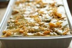 «Мексиканская лазанья» - приготовления блюда - шаг 7