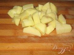 «Щи из свежей капусты» - приготовления блюда - шаг 1