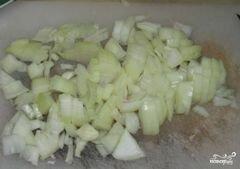 «Котлеты с сыром и помидорами» - приготовления блюда - шаг 3