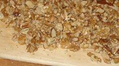 «Торт швейцарский ореховый» - приготовления блюда - шаг 3