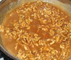 «Торт швейцарский ореховый» - приготовления блюда - шаг 6