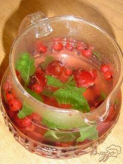 «Чай «Фруктово-ягодная песня»» - приготовления блюда - шаг 2