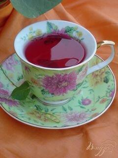 «Чай «Фруктово-ягодная песня»» - приготовления блюда - шаг 3