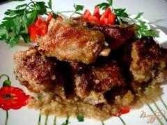 «Свиные рёбрышки из духовки» - приготовления блюда - шаг 5