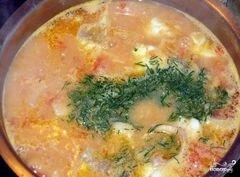 «Суп из морского окуня» - приготовления блюда - шаг 6