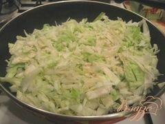 «Тушеная капуста с мясом без томата.» - приготовления блюда - шаг 2
