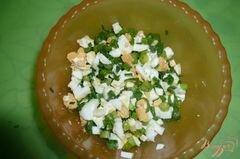 «Зразы с яйцом и зеленым луком» - приготовления блюда - шаг 3