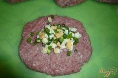 «Зразы с яйцом и зеленым луком» - приготовления блюда - шаг 6