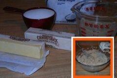«Овсяное печенье с изюмом» - приготовления блюда - шаг 3