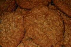 «Овсяное печенье с изюмом» - приготовления блюда - шаг 9