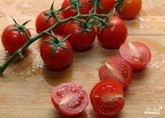 «Салат со стручковой фасолью» - приготовления блюда - шаг 3