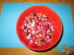 «Свекольник - холодный суп» - приготовления блюда - шаг 6