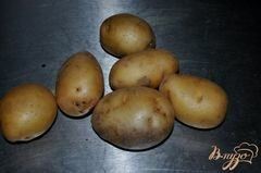 «Картофель молодой с солью из приправ» - приготовления блюда - шаг 1