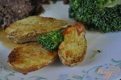 «Картофель молодой с солью из приправ» - приготовления блюда - шаг 3