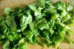 «Клубничный салат» - приготовления блюда - шаг 1