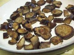 «Баклажаны в сметане» - приготовления блюда - шаг 2