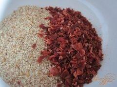 «Куриные полоски в хрустящей панировке (nuggets)» - приготовления блюда - шаг 3