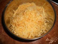 «Сырное суфле» - приготовления блюда - шаг 1
