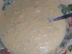 «Сырное суфле» - приготовления блюда - шаг 4