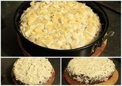 «Морковно-шоколадный торт с кремом» - приготовления блюда - шаг 2