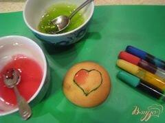 «Ароматное печенье с мармеладом» - приготовления блюда - шаг 5