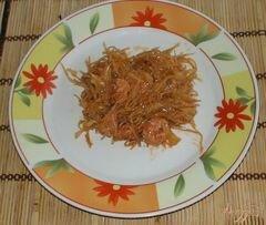 «Капуста с сосисками» - приготовления блюда - шаг 5
