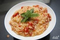 «Ризотто с помидорами» - приготовления блюда - шаг 11