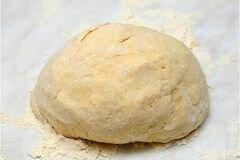 «Пирог с сыром и мясом» - приготовления блюда - шаг 3