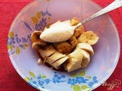 «Оладьи из бананов» - приготовления блюда - шаг 2