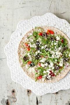 «Кесадилья по-гречески» - приготовления блюда - шаг 6