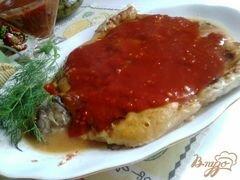 «Кисло-сладкий соус к рыбе» - приготовления блюда - шаг 5