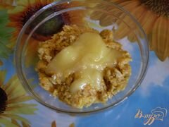 «Курага с медом и орехами» - приготовления блюда - шаг 4