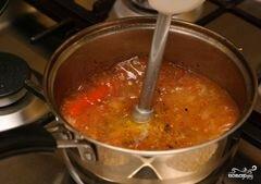 «Мексиканский соус» - приготовления блюда - шаг 4