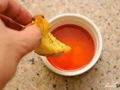 «Мексиканский соус» - приготовления блюда - шаг 5