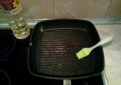 «Горячий гриль-салат» - приготовления блюда - шаг 5