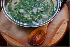 «Салат из спаржи с лимоном» - приготовления блюда - шаг 3